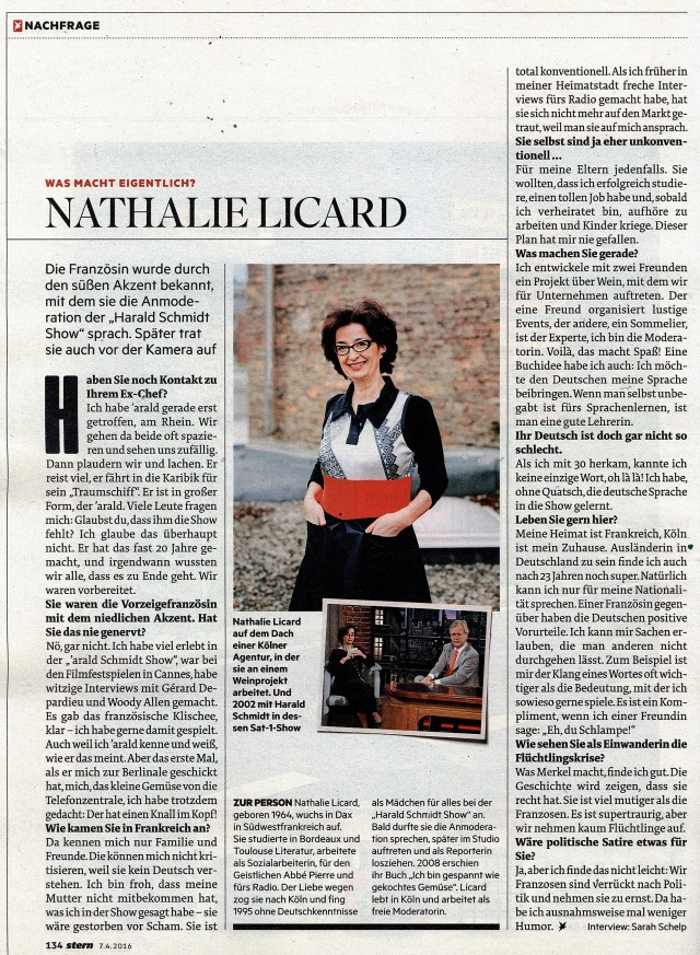 Stern Nathalie Licard